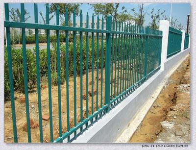 镀锌铁艺护栏